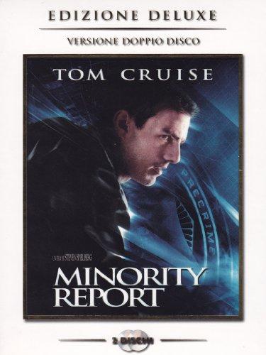 Minority report(edizione deluxe) [2 DVDs] [IT Import]