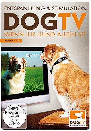 Preisvergleich Produktbild Dog TV - Wenn Ihr Hund allein Ist - Fernsehen für Hunde (Vol. 1/2: Entspannung & Stimulation)