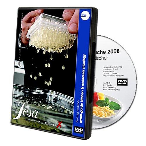 Molekulare Küche 2008 /Molekulare Cocktails: Molecular kitchen and moleculare mixology  you can do what you imagine (Livre en allemand)