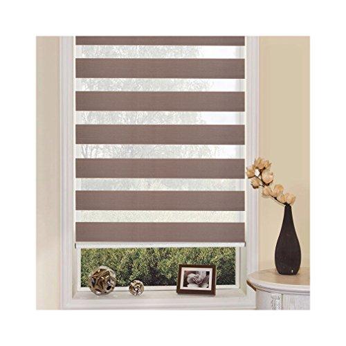 shiny-homer-77150cm-store-venitien-store-de-fenetre-en-polyester-avec-fixation-sans-percer-duo-store