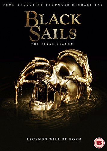 Black Sails: Season 4 [DVD] [Reino Unido]