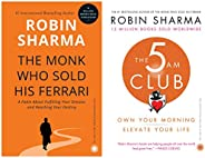 The 5 AM Club: Own Your Morning, Elevate Your Life+The Monk Who Sold His Ferrari