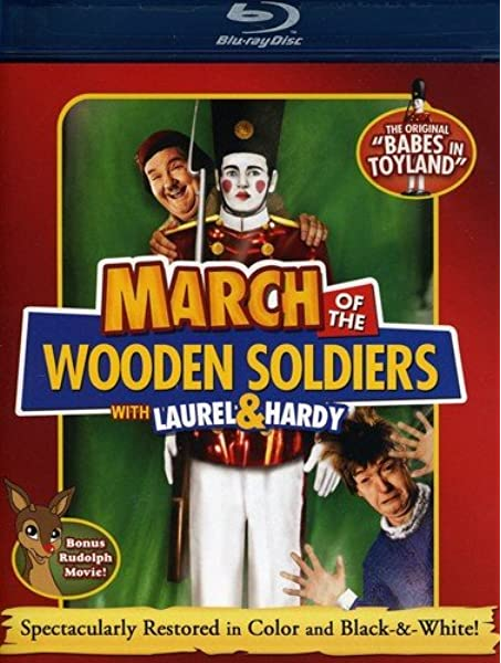 March of the Wooden Soldiers [Blu ray] [US Import]: Amazon