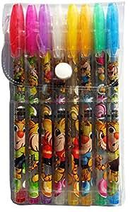 Stylos Gel parfumés Multicolore