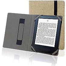 "Cáñamo natural funda para lector de eBook de 6""Lino Funda para Amazon Kindle eReader para Kindle Paperwhite"