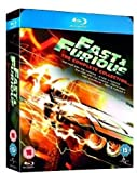 Fast & Furious 1-5 Box Set Collection [Blu-ray] [REGION FREE VERSION] (Includes: The Fast And The Furious / 2 Fast 2 Furious / The Fast And The Furious - Tokyo Drift / Fast & Furious / Fast & Furious 5)