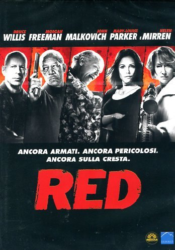 Red [IT Import] Medusa Red