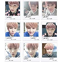 BTS bangtan Boys fancafe Suga Self Wide Polaroid Photo Set