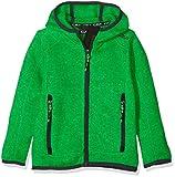 CMP Jungen Strickfleece, Green/Emerald, 116