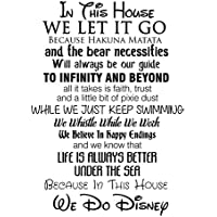 Harvey Williams A4 Disney Inspiring Life Quote Sign Poster Print Picture Wall Art Home Decor Unframed (Design 6)