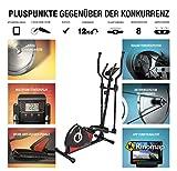 Sportstech CX610 Profi Crosstrainer - 6