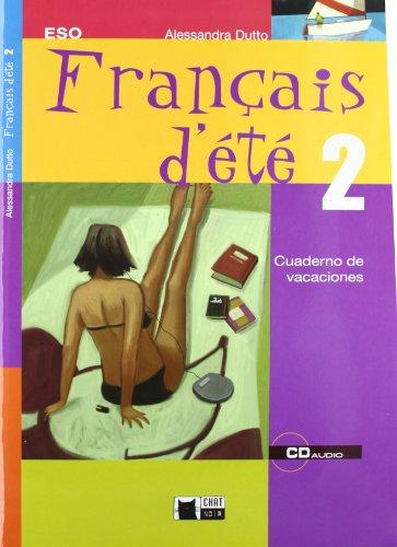 Français D'ete 2. Cuaderno De Vacaciones. (Chat Noir. Cahiers de Vacances)