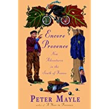 Encore Provence by Peter Mayle (1999-06-08)