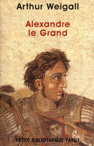 Alexandre Le Grand (nouvelle couverture)