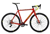 Fuji Altamira CX 1.3 28 Zoll Cyclocross Rot/Lime (2016), 49