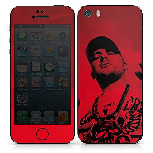Apple iPhone 4s Case Skin Sticker aus Vinyl-Folie Aufkleber Kool Savas Fanartikel Merchandise John Bello Story II DesignSkins® glänzend