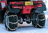 Catene da Neve 25X 10–10Quad ATV UTV fuoristrada Pneumatici