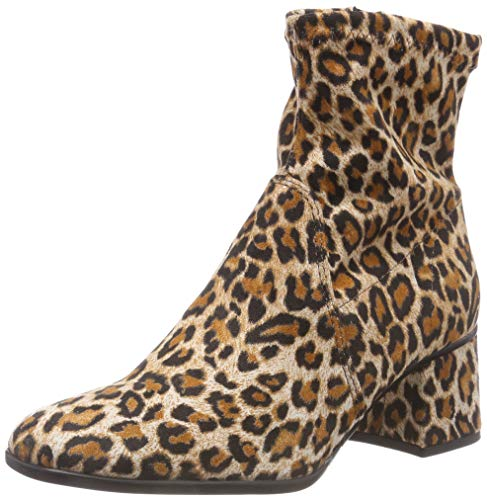 Tamaris Damen 25945-21 Stiefeletten, Braun (Leopard 360), 37 EU