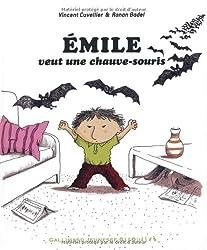 Émile veut une chauve-souris
