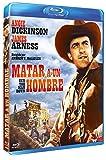 Best Man Blu Rays - Matar a un Hombre BD 1956 Gun the Review