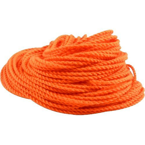 Zeekio Yo-yo Strings - (1) Ten Pack of 100% Polyester Yoyo String- Neon Orange by Zeekio