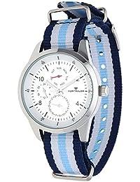 Tom Tailor Mujer Reloj De Pulsera Azul 5416102