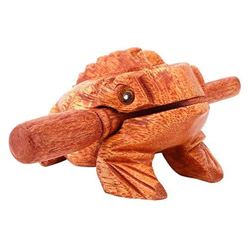 Furnoor Pfeife Animlal Geschnitzte Handwerk Croaking Sound Souvenir Home Ornament (Reihe Souvenirs)