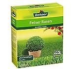 Dehner Saatgut, Feiner Rasen, 2.5 kg, für ca. 100 qm