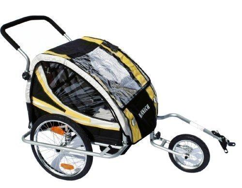 KRANICH-66526-Kinderanhnger-gefedert-2-Kinder-Jogger-Erweiterung