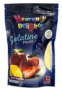 Heavenly Delights Halal Beef Gelatine, 100g *HMC Certified*