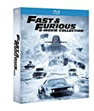 fast & furious - 8 movie collection (8 blu-ray) box set BluRay Italian Import