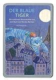 Der blaue Tiger: Die schönsten Illustrationen aus dem Buch von Nicolas Barreau