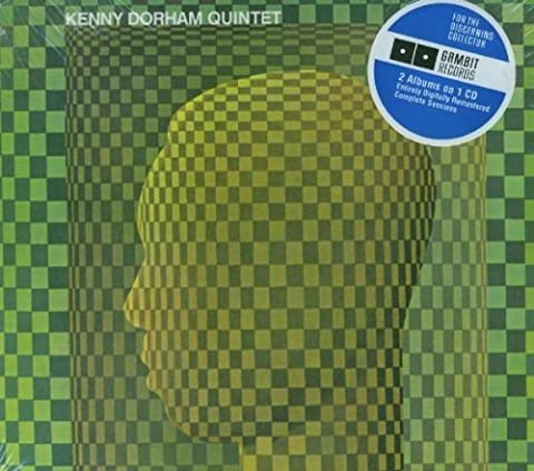 Complete Recordings by Kenny Quintet Dorham