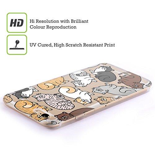 Head Case Designs Birman Modèles De Race De Chat Étui Coque en Gel molle pour Apple iPhone 6 / 6s Exotic Shorthair