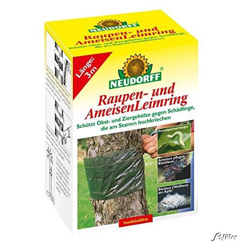 Neudorff chenilles et de fourmis Anneau – 3 m colle