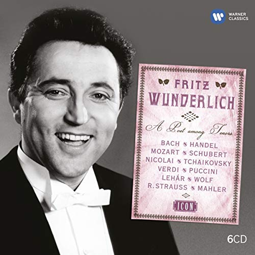 Icon: Fritz Wunderlich - A Poet Among