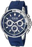 montre chronographe Versus pour homme Aberdeen S30040017 style décontracté cod....