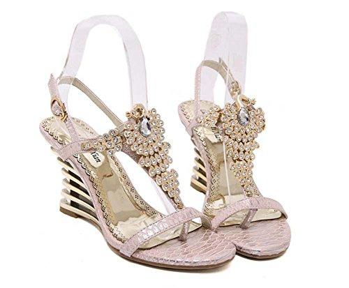 pompa-9-centimetri-tacco-a-cuneo-dorsay-t-strap-sandalo-cavo-diamante-sandali-scarpe-da-ascensore-no