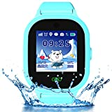9Tong Kids GPS Smart Watch Waterproof SOS kids Smartwatch Phone Touch Screen Childrens