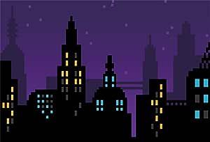 Aofoto Abstrakt Moderne Urban Gebäude Hintergrund Super Kamera