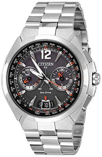 Citizen Analog Black Dial Men's Watch - CC1091-50E