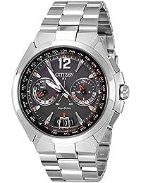 Citizen Analog Black Dial Men's Watch - CC1091-50E