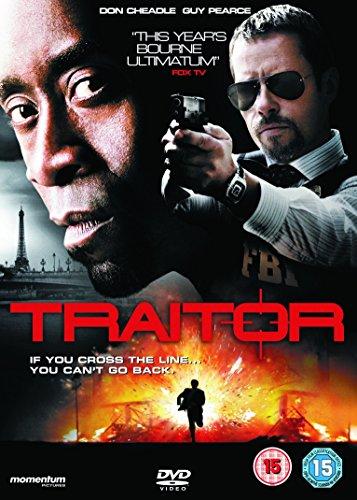 Traitor  DVD   2009