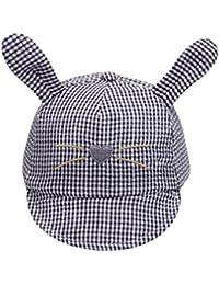 Amazon.es  Negro - Sombreros y gorras   Accesorios  Ropa 15e909b4809
