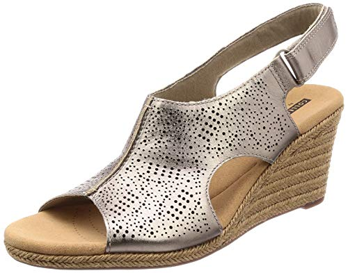 Womens Wedge Sandals 6 D (M) UK/ 39.5 EU Zinn ()