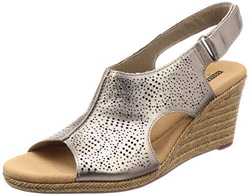 Womens Wedge Sandals 6 D (M) UK/ 39.5 EU Zinn ()