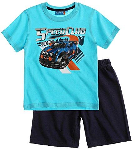 hot-wheels-boys-short-sleeve-pyjama-2016-collection-blue
