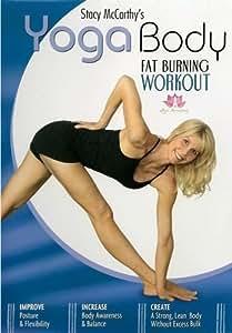 Yoga Body Fat Burning Workout DVD - Stacy McCarthy - Region 0 Worldwide