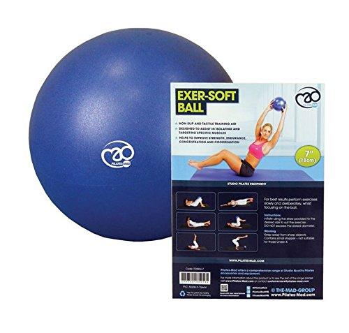 Fitness-Mad Pelota, Pilates-Mad 7 Zoll Exer-Soft-Ball