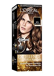 LOreal Paris Excellence Fashion Highlights Hair Color, Honey Blonde, 29ml + 16g